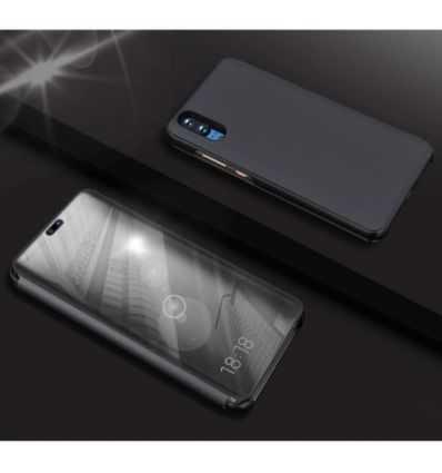 Flip Cover Huawei P20 Effet Miroir