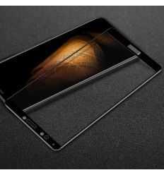 Protection d'écran Verre Trempé Huawei Honor 7C Full Size - Noir