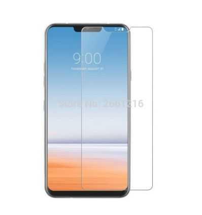 2 protections d'écran LG G7 ThinQ en verre trempé