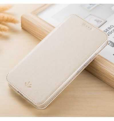Housse avec rabat texturé Motorola Moto G6 Plus