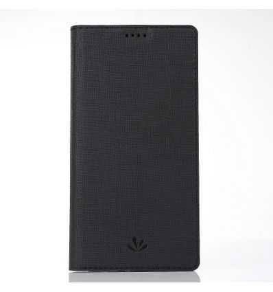 Housse avec rabat texturé Sony Xperia XZ2