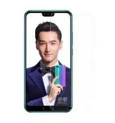2 protections d'écran Huawei Honor 10 en verre trempé