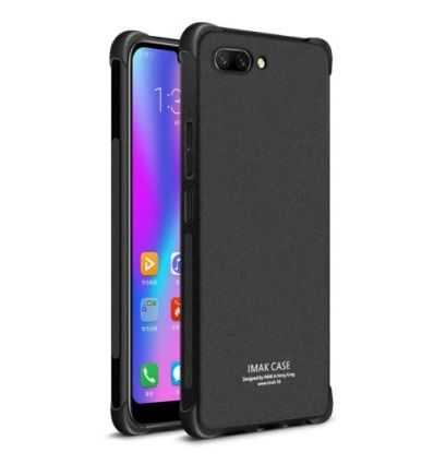 Coque Honor 10 Class Protect - Noir mat + Protection d'écran
