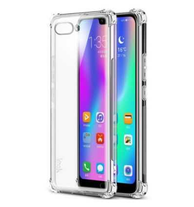 Coque Honor 10 Class Protect - Transparent + Protection d'écran