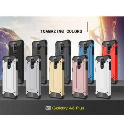 Coque Hybride Samsung Galaxy A6 Plus Armor Guard