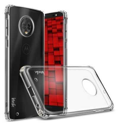 Coque Motorola Moto G6 IMAK Airbag Transparente