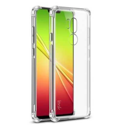 Coque LG G7 ThinQ Class Protect - Transparent