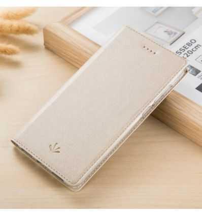 Housse avec rabat texturé LG G7 ThinQ porte cartes
