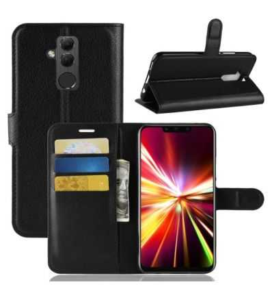 Housse Huawei Mate 20 Lite Style Cuir Porte-Cartes