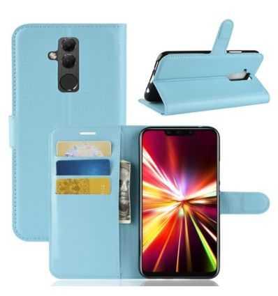 Housse Huawei Mate 20 Lite Style Cuir Porte-Cartes