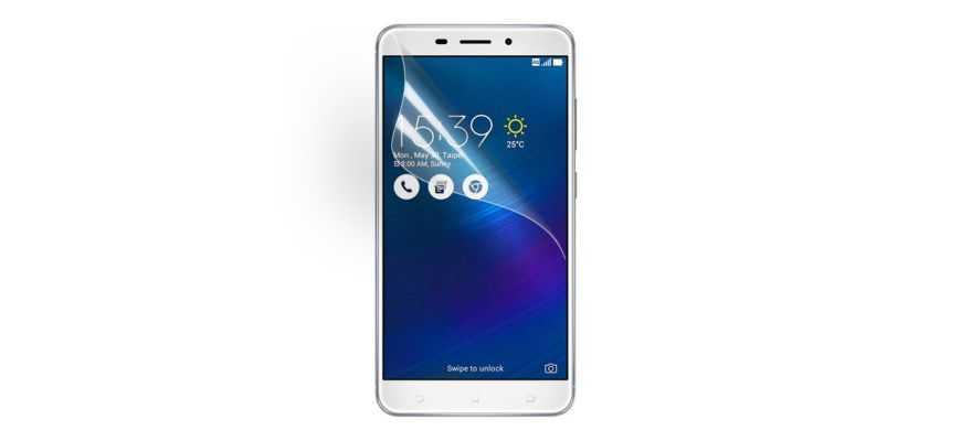 Protections d'écran Asus Zenfone 3 Laser ZC551KL