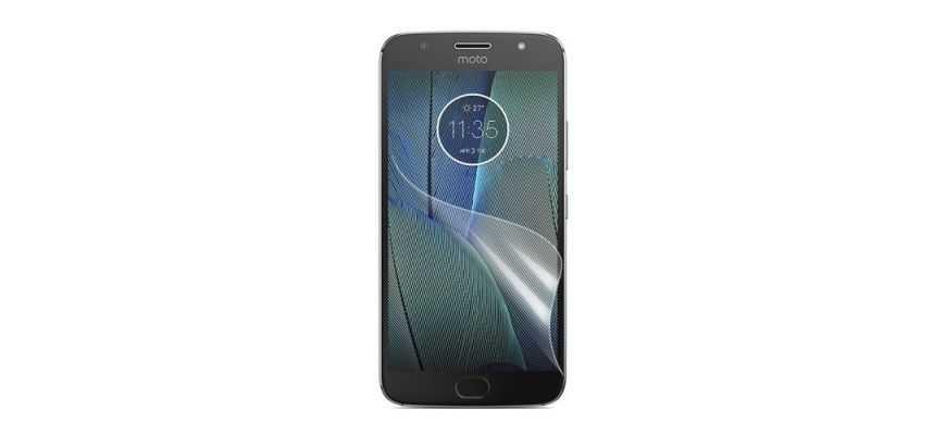 Protections d'écran Motorola Moto G5S