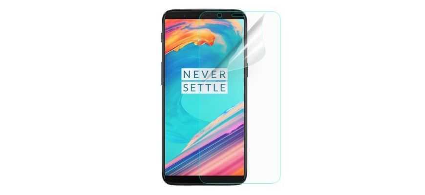 Protections d'écran OnePlus 5T