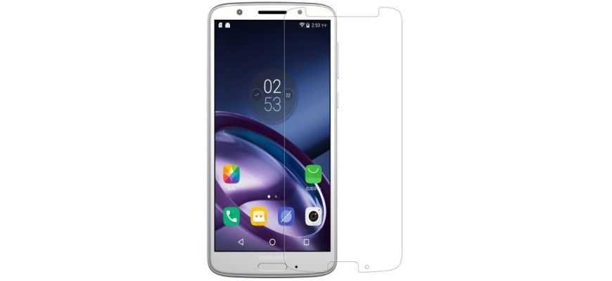 Protections d'écran Motorola Moto G6 Plus