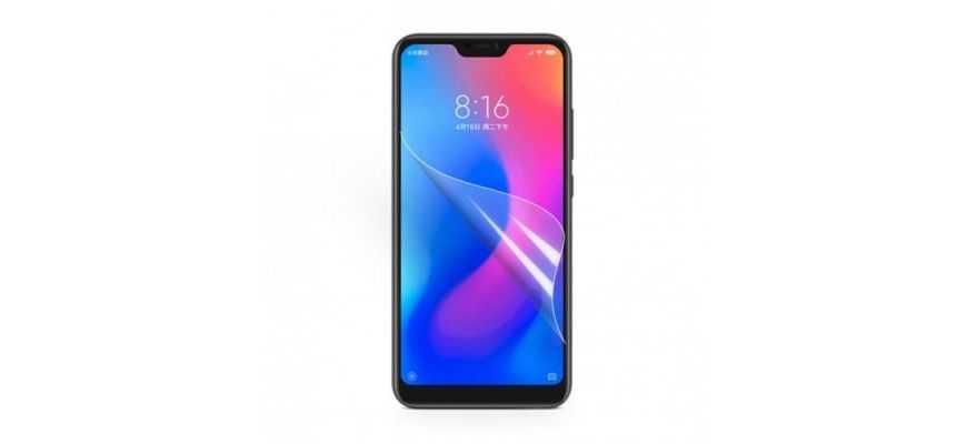 Protections d'écran Xiaomi Mi A2 Lite