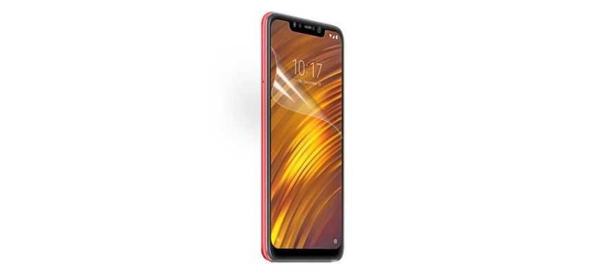 Protections d'écran Xiaomi Pocophone F1