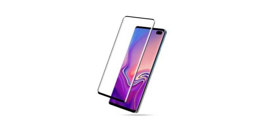 Protections d'écran Samsung Galaxy S10 Plus