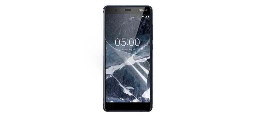 Protections d'écran Nokia 5.1